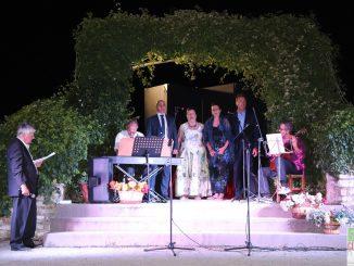 """Fotogallery concerto """"Su una vecchia terrazza, le canzoni dei ricordi"""" luglio 2019"""