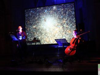 Fotogallery spettacolo Across the Universe luglio 2019