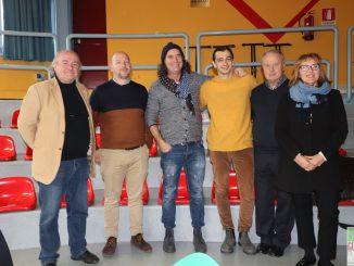 Fotogallery Presentazione concorso letterario Giornale Gussago Calcio gennaio 2020