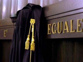 legge tribunale giudice